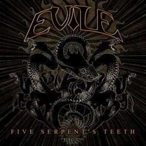 Nuevo Álbum de Evile: Five Serpent's Teeth