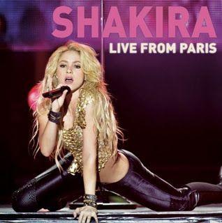 nuevo disco de shakira
