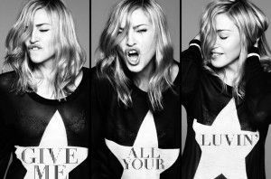 """Madonna vuelve con """"Give Me All Your Lovin"""""""
