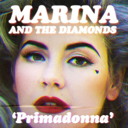 Primadonna marina an the diamonds