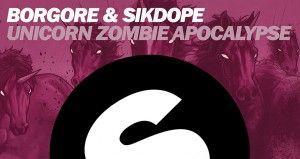Vídeo de música de BORGORE & SIKDOPE - Unicorn Zombie Apocalypse