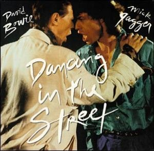Vídeo de música de Mick Jagger & David Bowie - Dancing In The Street