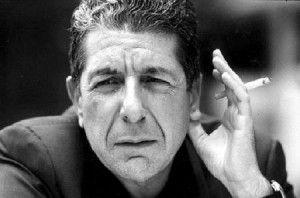 Letra de canción de Leonard Cohen - Almost Like the Blues