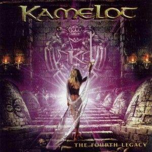 Letra de canción de Kamelot - The fourth legacy