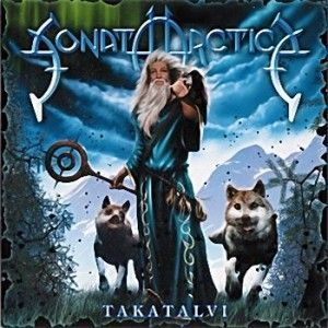 Escucha el disco entero de Sonata Arctica: Takatalvi