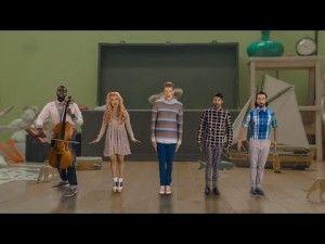 Vídeo de música de Pentatonix - Papaoutai