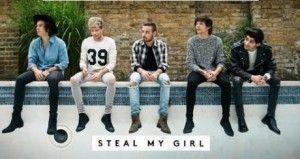 Letra de canción y videoclip de One Direction - Steal My Girl
