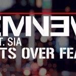 Vídeo de música de Eminem - Guts Over Fear ft. Sia