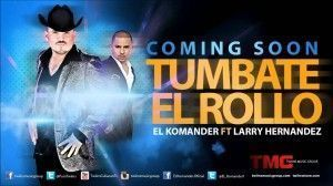 Vídeo de música de Túmbate El Rollo (Video Oficial) - El Komander Ft Larry Hernandez