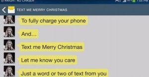 Vídeo de música con letra de Straight No Chaser - Text Me Merry Christmas
