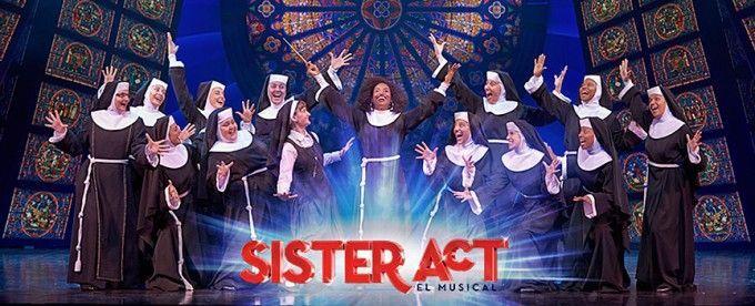 Sister Act, El Musical, Triunfa en España