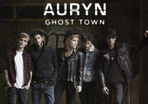 Auryn presenta nuevo disco: Ghost Town