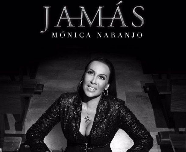 Mónica Naranjo Cosecha un Gran Éxito con su disco Lubna
