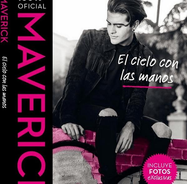 Maverick publica Su Primer Libro