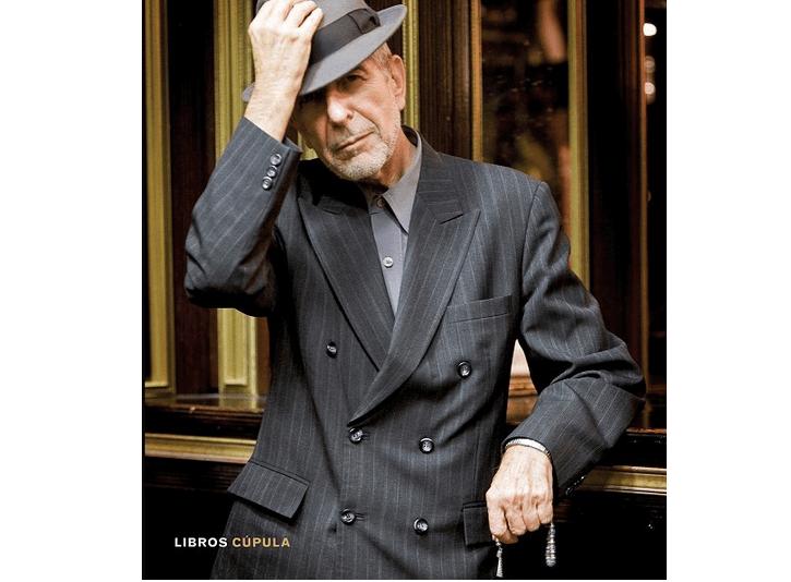 Leonard Cohen, Descubre la Mejor Biografía