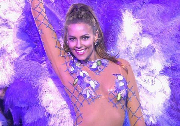 Cristina Pedroche triunfa como Jennifer Lopez en Tu cara me suena