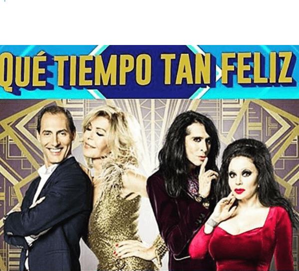 El Amor Sigue en el Aire, Comedia Musical, en Navidad