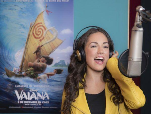 María Parrado, la Nueva Voz de Disney
