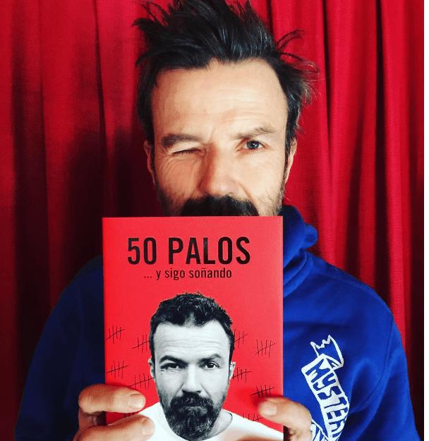 Pau Donés Publica su No Biografía