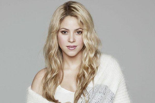 Shakira Presenta el Tema Me Enamoré