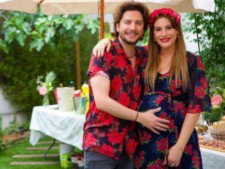 Manuel Carrasco y Almudena Navalón son Padres de Una Niña