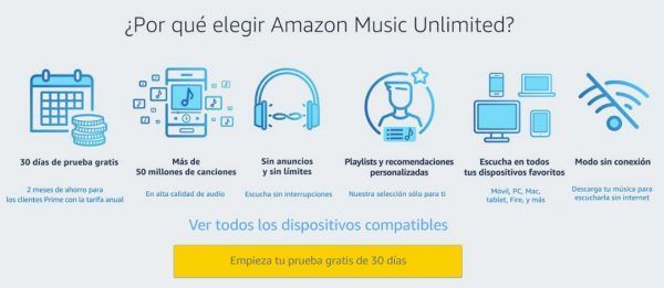 Como Funciona Amazon Music Unlimited