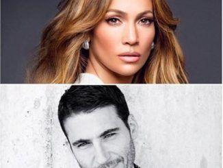 Miguel Ángel Silvestre y Jennifer Lopez